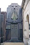 Cayetano J De Urquiza Tomb, La Recoleta Cemetery
