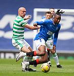 02.05.2121 Rangers v Celtic: Scott Brown and Joe Aribo