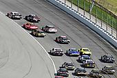#20: Erik Jones, Joe Gibbs Racing, Toyota Camry DeWalt and #12: Joey Logano, Team Penske, Ford Mustang Snap on