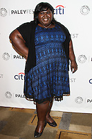 "HOLLYWOOD, LOS ANGELES, CA, USA - MARCH 28: Gabourey Sidibe at the 2014 PaleyFest - ""American Horror Story"" held at the Dolby Theatre on March 28, 2014 in Hollywood, Los Angeles, California, United States. (Photo by Celebrity Monitor)"