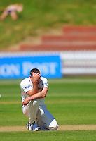 101124 Plunket Shield Cricket - Wellington v Otago