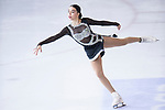 Alara Su Ulker of Australia competes in Advanced Novice Girls group during the Asian Open Figure Skating Trophy 2017 on August 03, 2017 in Hong Kong, China. Photo by Marcio Rodrigo Machado / Power Sport Images