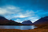 Loch Clair and Liathach, Torridon, Coulin Forest, Ross & Cromarty, Northwest Highlands