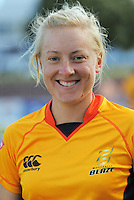 Sian Ruck. Wellington Blaze headshots at Allied Nationwide Basin Reserve, Wellington on Thursday, 9 December 2010. Photo: Dave Lintott / lintottphoto.co.nz