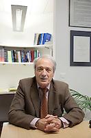 Switzerland. Canton Ticino. Bellinzona. Prof. Franco Cavalli, MD, FRCP. Scientific director of Oncology Institute of Southern switzerland. 30.01013 © 2013 Didier Ruef