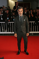 """VENICE, ITALY - SEPTEMBER 06:Raz Degan walks the red carpet ahead of the """"Waiting For The Barbarians"""" screening during the 76th Venice Film Festival at Sala Grande on September 06, 2019 in Venice, Italy. (Photo by Mark Cape/Insidefoto)<br /> Venezia 06/09/2019"""