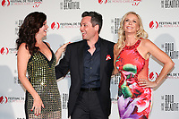 Monte-Carlo, Monaco, 18/06/2017 - 30th Anniversary of 'The Bold and the Beautiful' party Arrival Photocall at the Monte-Carlo Bay, Monaco, during the 57th Monte-Carlo Television Festival. Heather Tom and Katherine Kelly Lang # 30EME ANNIVERSAIRE DE 'AMOUR, GLOIRE ET BEAUTE'