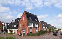 Nederland  Amsterdam-  2020.   Amsterdam Noord. Nieuwbouw in wijk de Bongerd.       Foto : ANP/ HH / Berlinda van Dam
