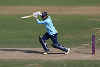 Aron Nijjar hits 4 runs for Essex during Hampshire Hawks vs Essex Eagles, Royal London One-Day Cup Cricket at The Ageas Bowl on 22nd July 2021
