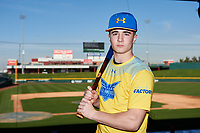 Nicklas Williams during the Under Armour All-America Tournament powered by Baseball Factory on January 17, 2020 at Sloan Park in Mesa, Arizona.  (Zachary Lucy/Four Seam Images)