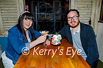 Karen Daly and Michael Connolly enjoying the evening in Molly J's on Friday