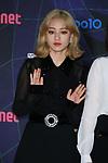Ji-Hyo(TWICE), Dec 04, 2019 : Jihyo, TWICE, 2019 Mnet Asian Music Awards (MAMA) in Nagoya, Japan on December 4, 2019. (Photo by Pasya/AFLO)