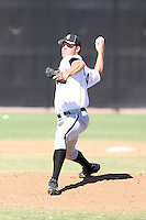 Matt Hopps - Chicago White Sox - 2010 Instructional League.Photo by:  Bill Mitchell/Four Seam Images..