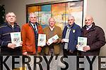 AGM: Attending the Kerry County Board AGM at the Ballyroe Heights hotel on Monday l-r Joe Langan (Tarbert), Teddy O'Sullivan (Ballyduff), Mike Slattery (Ladies Walk), Joe Wallace (Ardfert), Joe Langan (Tarbert)