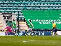 2021 Scottish Premiership Football Hibernian v St Johnstone May 1st
