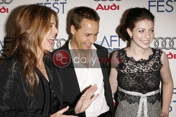 """Rita Wilson with Chad Lowe and Michelle Trachtenberg<br />at the AFI Fest 2006 Screening of """"Beautiful Ohio"""". Arclight Cinemas, Hollywood, CA. 11-10-06<br />Dave Edwards/DailyCeleb.com 818-249-4998"""