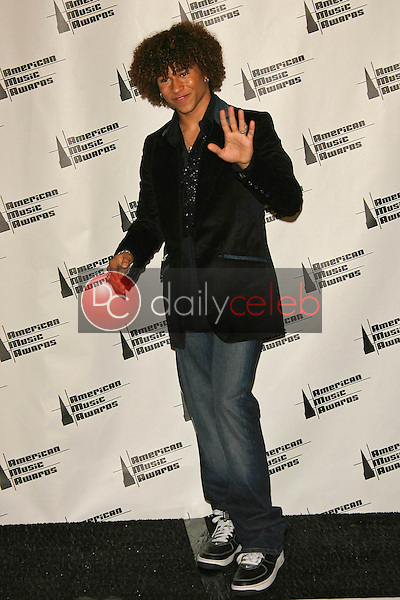 Corbin Bleu<br />in the press room at the 34th Annual American Music Awards. Shrine Auditorium, Los Angeles, CA. 11-21-06<br />Dave Edwards/DailyCeleb.com 818-249-4998