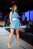 Day 2 of St. Charles Fashion Week at Ameristar Casino on Aug 25-28, 2010.