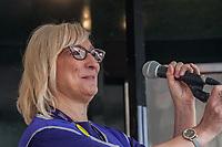 UNISON striking Birmingham care workers 15-9-18