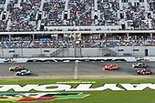 #2: Tyler Reddick, Richard Childress Racing, Chevrolet Camaro Pinnacle Financial Partners, #19: Brandon Jones, Joe Gibbs Racing, Toyota Supra Juniper