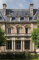 France, Aquitaine, Pyrénées-Atlantiques, Pays Basque, Biarritz: Château d'Arcadie, quartier Saint-Martin //  France, Pyrenees Atlantiques, Basque Country, Biarritz: Arcadie castle, Saint Martin district