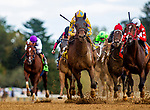 October 02, 2020:  Diamond Oops with Florent Geroux wins the Stoll Ogden Phoenix stakes at Keenland Racecourse, in Lexington, Kentucky on October 02, 2020.  Evers/Eclipse Sportswire/CSM