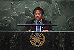 Palau<br /> H.E. Caleb OTTOPermanent Representative<br /> GA 28th plenary meeting