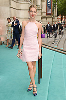 Sabine Getty<br /> arrives for the V&A Summer Party 2016, South Kensington, London.<br /> <br /> <br /> ©Ash Knotek  D3135  22/06/2016