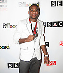 Jaylien Wesley attends The 2010 SESAC New York Music Awards at IAC Building, New York, 5/12/10