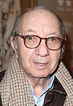 Neil Simon attending the Broadway Opening Night Performance of 'The Mystery of Edwin Drood' at Studio 54 in New York City on 11/13/2012