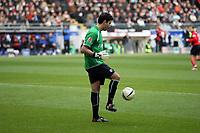 Oka Nikolov (Eintracht)<br /> Eintracht Frankfurt vs. VfL Bochum, Commerzbank Arena<br /> *** Local Caption *** Foto ist honorarpflichtig! zzgl. gesetzl. MwSt. Auf Anfrage in hoeherer Qualitaet/Aufloesung. Belegexemplar an: Marc Schueler, Am Ziegelfalltor 4, 64625 Bensheim, Tel. +49 (0) 6251 86 96 134, www.gameday-mediaservices.de. Email: marc.schueler@gameday-mediaservices.de, Bankverbindung: Volksbank Bergstrasse, Kto.: 151297, BLZ: 50960101
