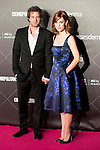 Alexandra Jimenez and her boyfriend Luis Rallo attends to the award ceremony of the VIII edition of the Cosmopolitan Awards at Ritz Hotel in Madrid, October 27, 2015.<br /> (ALTERPHOTOS/BorjaB.Hojas)