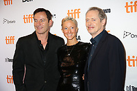 JASON ISAACS, ANDREA RISEBOROUGH AND STEVE BUSCEMI - RED CARPET OF THE FILM 'THE DEATH OF STALIN' - 42ND TORONTO INTERNATIONAL FILM FESTIVAL 2017 . TORONTO, CANADA, 09/09/2017. # FESTIVAL DU FILM DE TORONTO - RED CARPET 'THE DEATH OF STALIN'