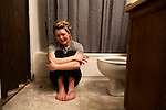 Maggie sat on the bathroom floor and cried after arguing with Zane. The two had fought with some regularity over her relationship with Shane, and although he had said he forgave her, Zane often had a difficult time letting go of his resentment. ?I'm tired of apologizing,? Maggie said. ?[Zane] cheated on me, I left him. It was a mistake. But when does it get easier??