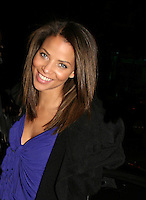 AMC's Denise Vasi at the ABC Daytime Casino Night on October 23, 2008 at Guastavinos, New York CIty, New York. (Photo by Sue Coflin/Max Photos)
