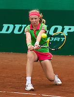 13-08-11, Tennis, Hillegom, Nationale Jeugd Kampioenschappen, NJK, Janine Hemmes