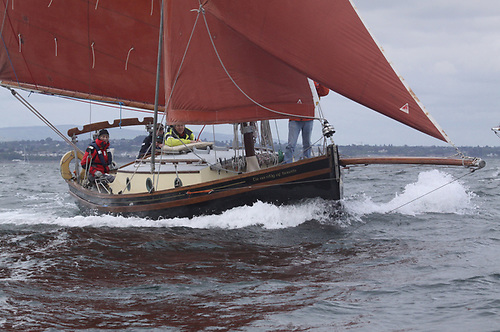 DBOGA Committee Member Sean Walsh has become Kinsale-based, home port for his Heard 28 Tir na nOg