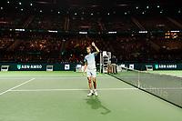 Rotterdam, Netherlands, 12 Februari, 2018, Ahoy, Tennis, ABNAMROWTT, Alexander Zverev (GER)<br /> Photo:tennisimages.com