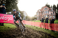 Wietse Bosmans (BEL/isorex)<br /> <br /> 82nd Druivencross Overijse 2019 (BEL)<br />  <br /> ©kramon