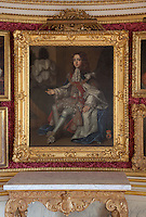 Portrait of Charles Lennox, son of King Charles II and his mistress Louise de Keroualle, who was the first Duke of Richmond