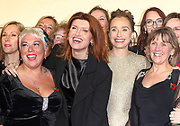Military Wives UK Premiere at Cineoworld, Leicester Square, London on February 24th 2020<br /> <br /> Photo by Keith Mayhew