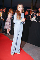 Lena Olin - RED CARPET POUR L'OUVERTURE DU MIPTV 2017 A L'HOTEL MARTINEZ - CANNES, FRANCE - LUNDI 3 AVRIL 2017.