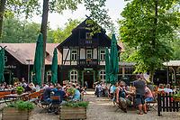 Historisches Gasthaus Wotschofska, Biosphärenreservat Spreewald, Brandenburg, Deutschland