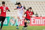 Benfica Macau (MAC) vs Hwaepul SC (PRK) during the AFC Cup 2018 Group I match at Macau Stadium on 16 May 2018, in Macau, China. Photo by Chung Yan Man / Power Sport Images