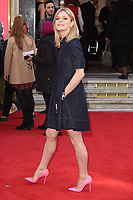 Emelia Fox<br /> arrives for the The Prince's Trust Celebrate Success Awards 2017 at the Palladium Theatre, London.<br /> <br /> <br /> ©Ash Knotek  D3241  15/03/2017