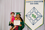 Flores Amaya, Caterin  received their diploma at Bryan Station High school on  Thursday June 4, 2020  in Lexington, Ky. Photo by Mark Mahan Mahan Multimedia