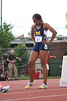 2009 NCAA Mid-East Track & Field Regional Championships Michigan Day 1