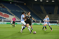 VOETBAL: HEERENVEEN: 12-10-2018, Abe Lenstra Stadion, SC Heerenveen - AJAX Vrouwenvoetbal, uitslag 1-1, ©foto Martin de Jong