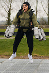 Diversity take to the skies in Gravity jet suits powered by Grenade Energy