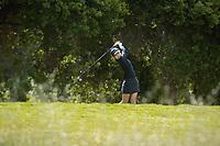 STANFORD, CA - APRIL 24: Yuki Yoshihara at Stanford Golf Course on April 24, 2021 in Stanford, California.